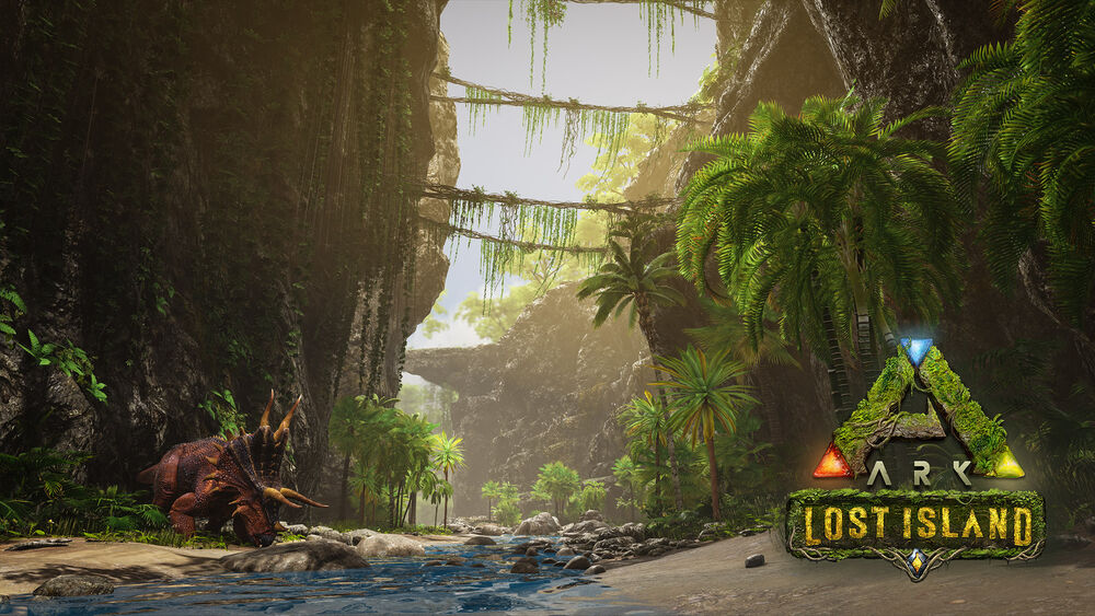 Lost Island DLC